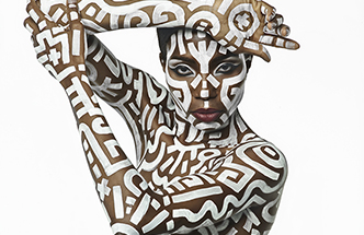 Keith Haring inspiration 2017 | Photographer Gaetano Mansi