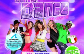 Cover Let\'s Dance With MelB 2011 - Produzione Davide Grampa